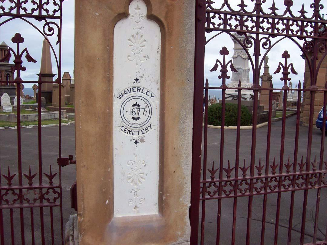Waverley Cemetery