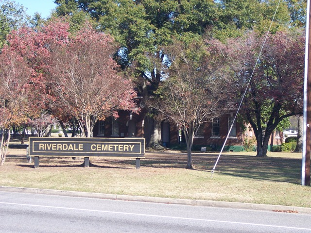 Riverdale Cemetery