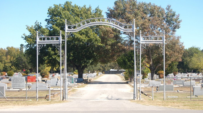 Comal Cemetery