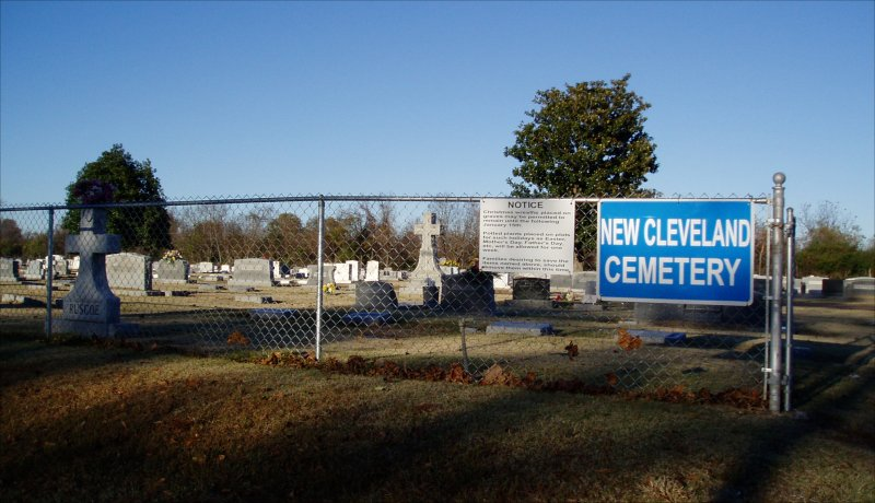 New Cleveland Cemetery