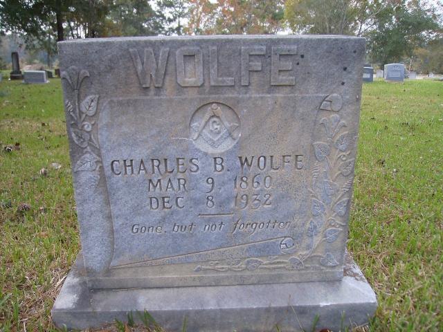 Charles B Wolfe