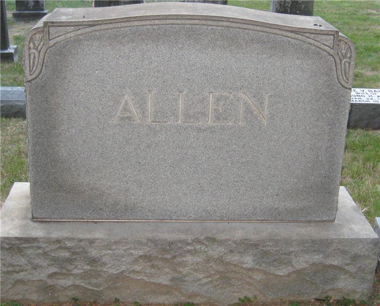Edmund Herr Allen