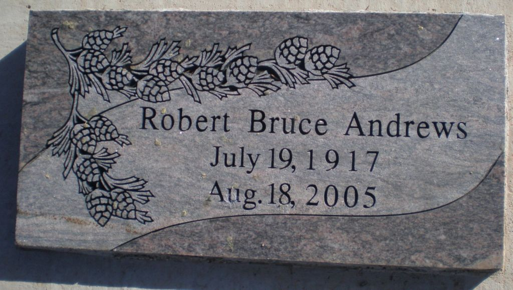 Robert Bruce Andrews