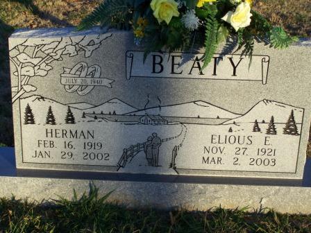 Elious E. <i>Cash</i> Beaty