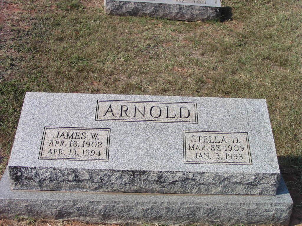 Stella Virginia <i>Dean</i> Arnold