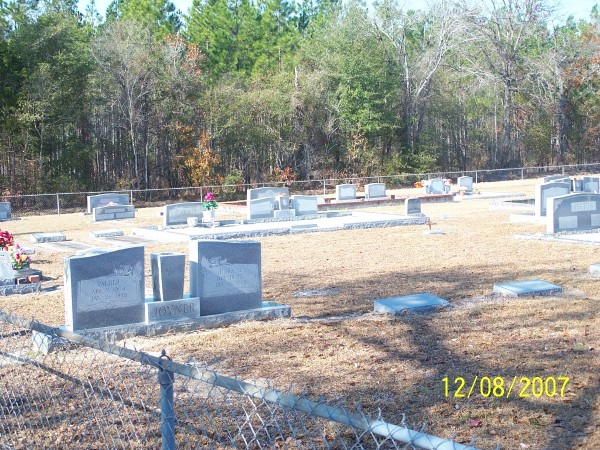 Big Horse Creek Cemetery