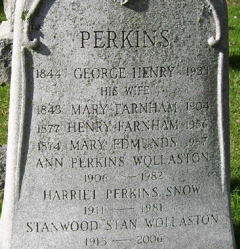 Henry Farnham Perkins