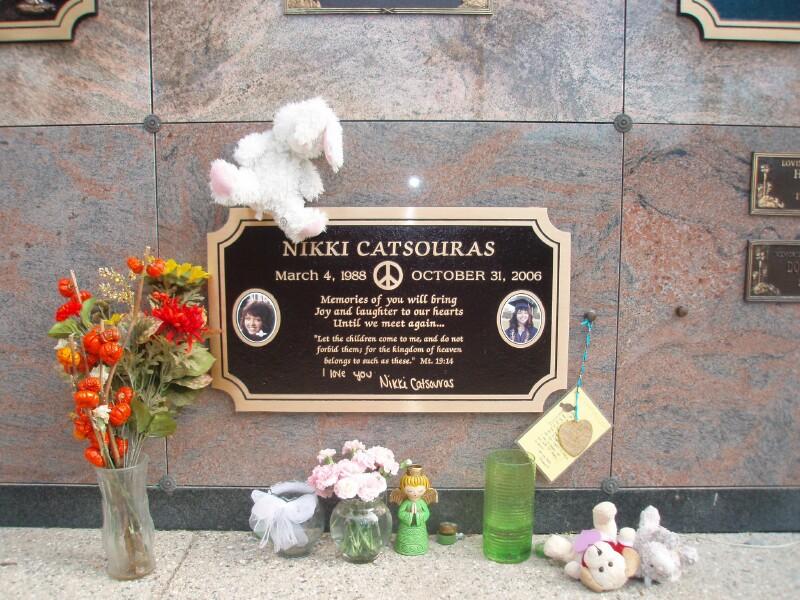 Nicole Ellise Quot Nikki Quot Catsouras 1988 2006 Find A