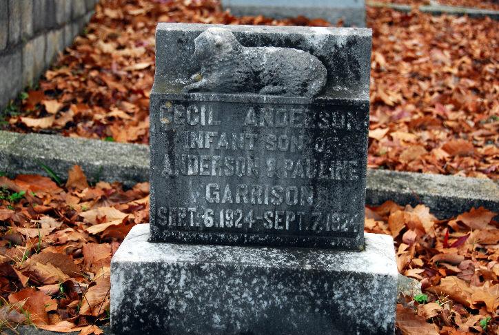 Cecil Anderson Garrison