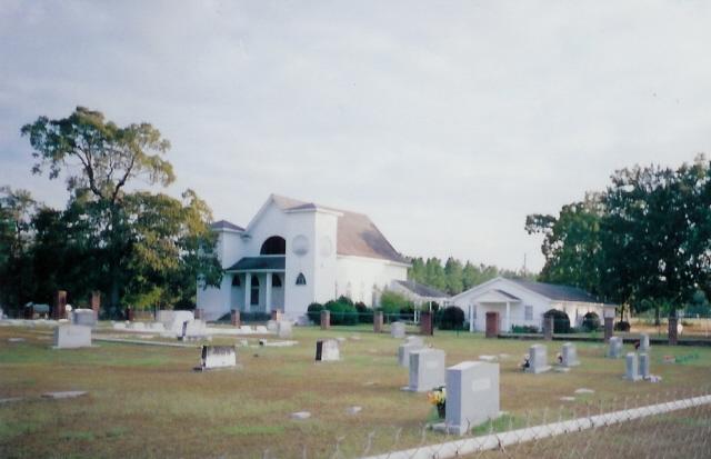 Jerusalem Cemetery