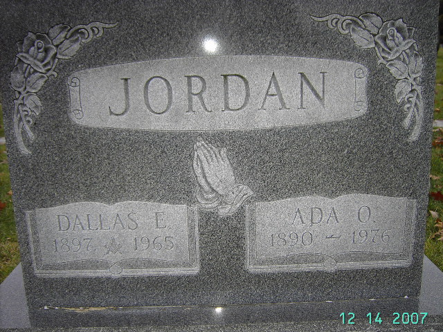Dallas Edward Daniel Jordan