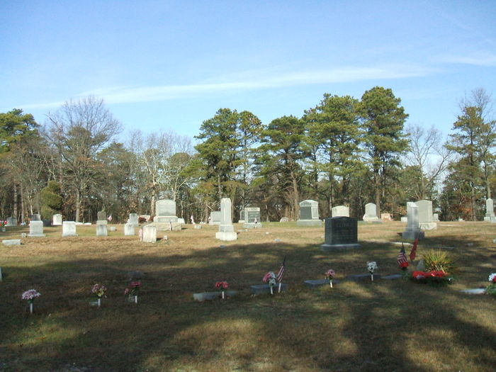 Lakehurst Roadside Cemetery