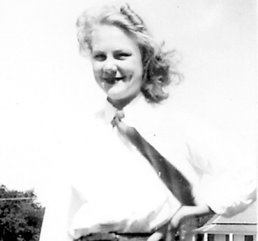 Edith Winnifred <i>Young</i> Young