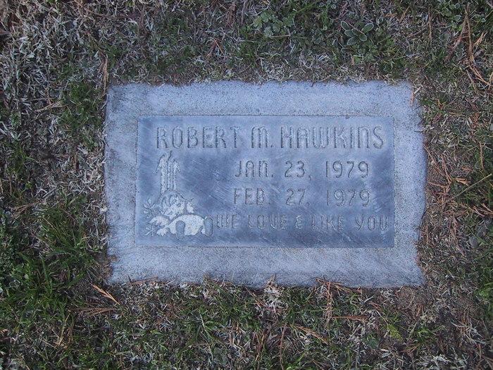 Robert M Hawkins 1979 1979 Find A Grave Memorial