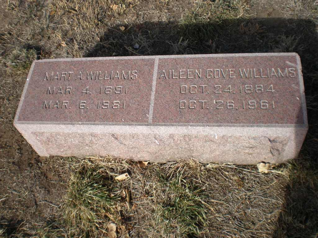 Aileen Gove Williams