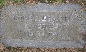 Doris L. <i>Davidson</i> Braaten