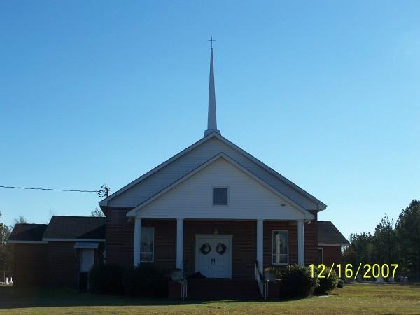McBride Methodist Church Cemetery