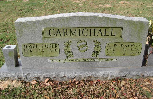 A W <i>Waymon</i> Carmichael