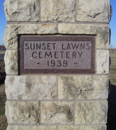 Sunset Lawns Cemetery