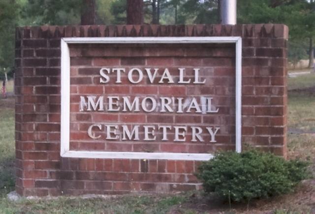 Stovall Memorial Cemetery
