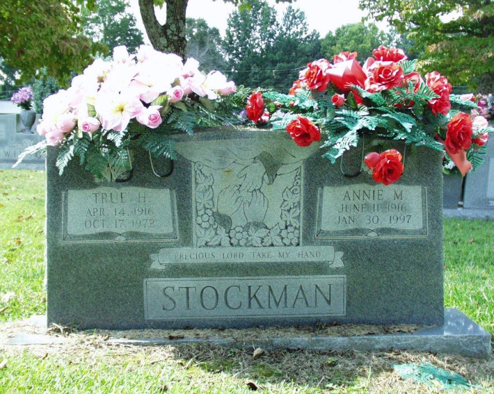 True H. Stockman