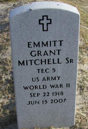 Emmett Grant Mitchell, Sr