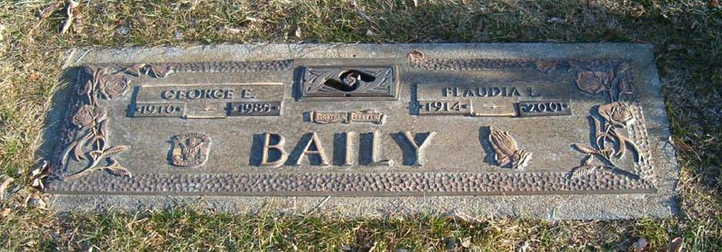 Flaudia L. <i>Church</i> Baily