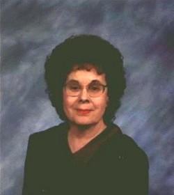 Ruby Florence Tootsie <i>Wood</i> DeBruhl