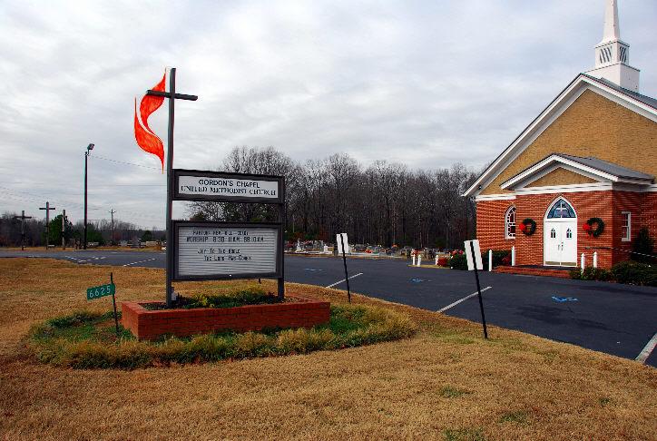 Gordon's Chapel United Methodist Church Cemetery