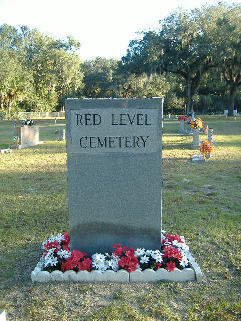 Red Level Cemetery