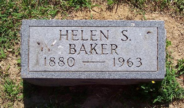 Helen F <i>Schlamp</i> Baker
