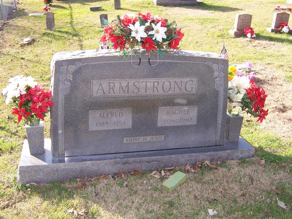 Rachel <i>Long</i> Armstrong