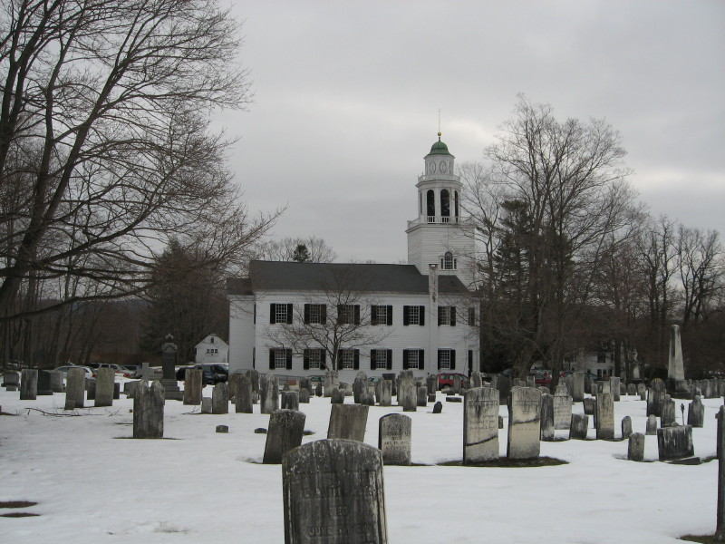 Church On the Hill Cemetery