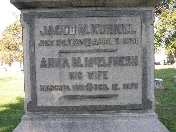Jacob Michael Kunkel