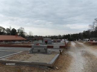 First Baptist Cemetery