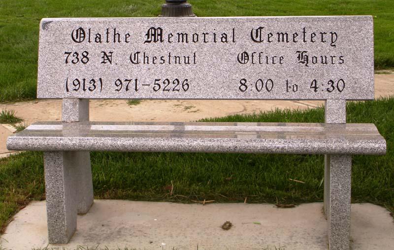 Olathe Memorial Cemetery