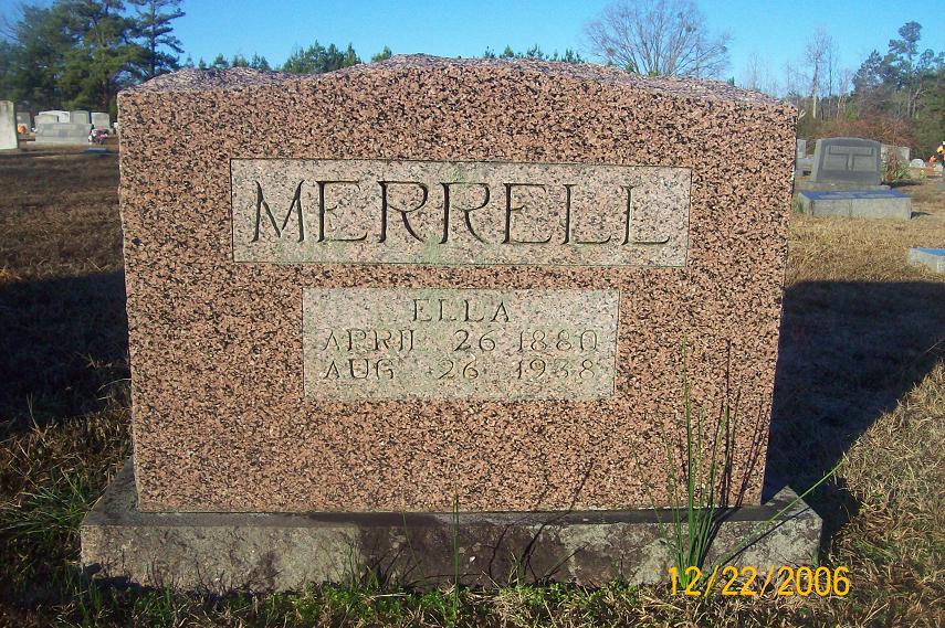 Ella Merrell