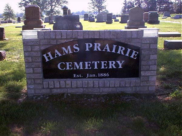 Hams Prairie Cemetery
