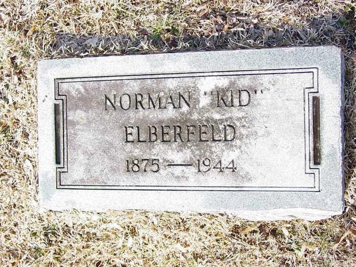 Norman Arthur Kid Elberfeld