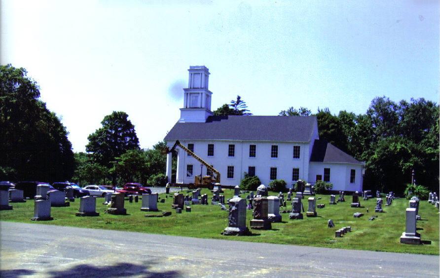 Palisado Cemetery