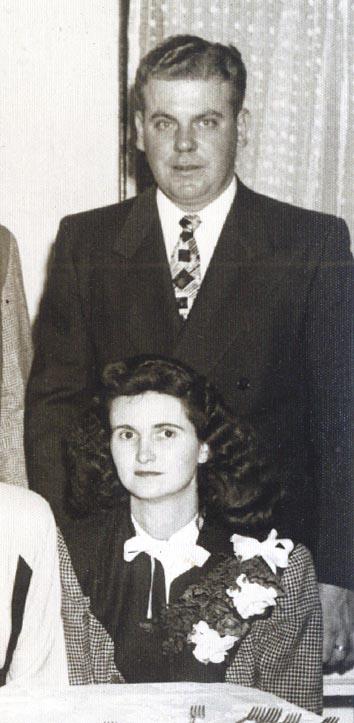 Clarence Ralph Bud Rowe