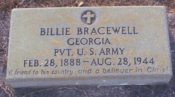 Billie Bracewell