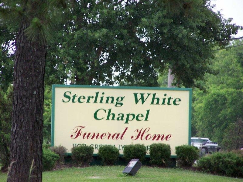 Sterling White Chapel and Cemetery