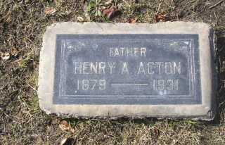 Henry A. Acton