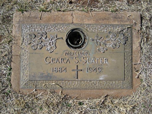 Clara Sarah <i>Shreve</i> Slater
