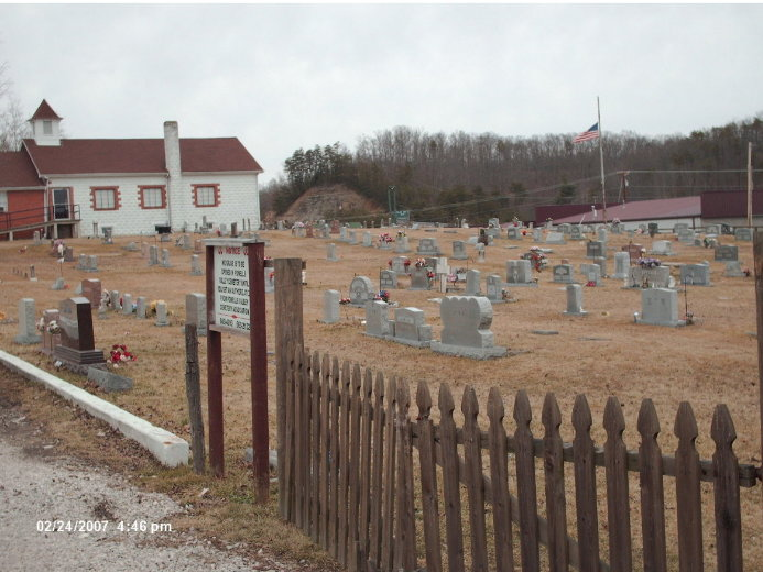 Powells Valley Cemetery