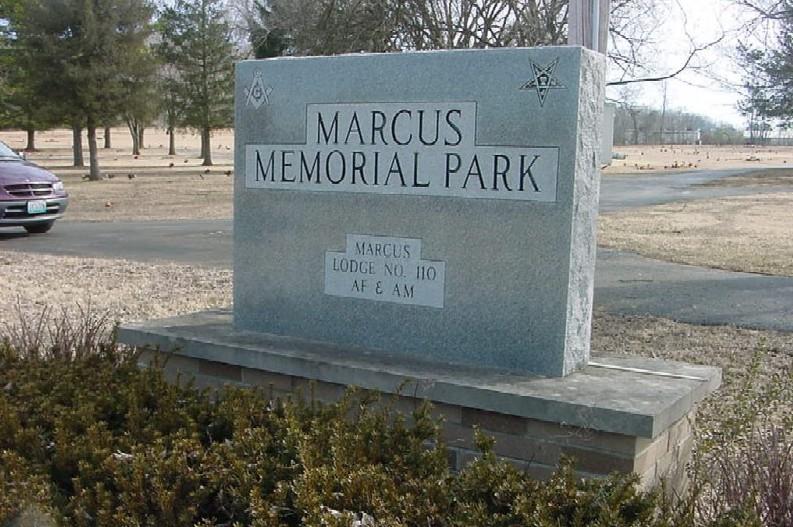 Marcus Memorial Cemetery