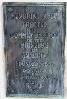 Anaheim Cemetery