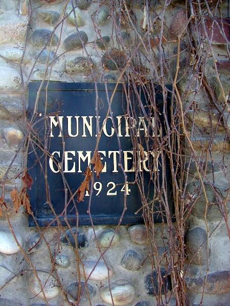 Municipal Cemetery