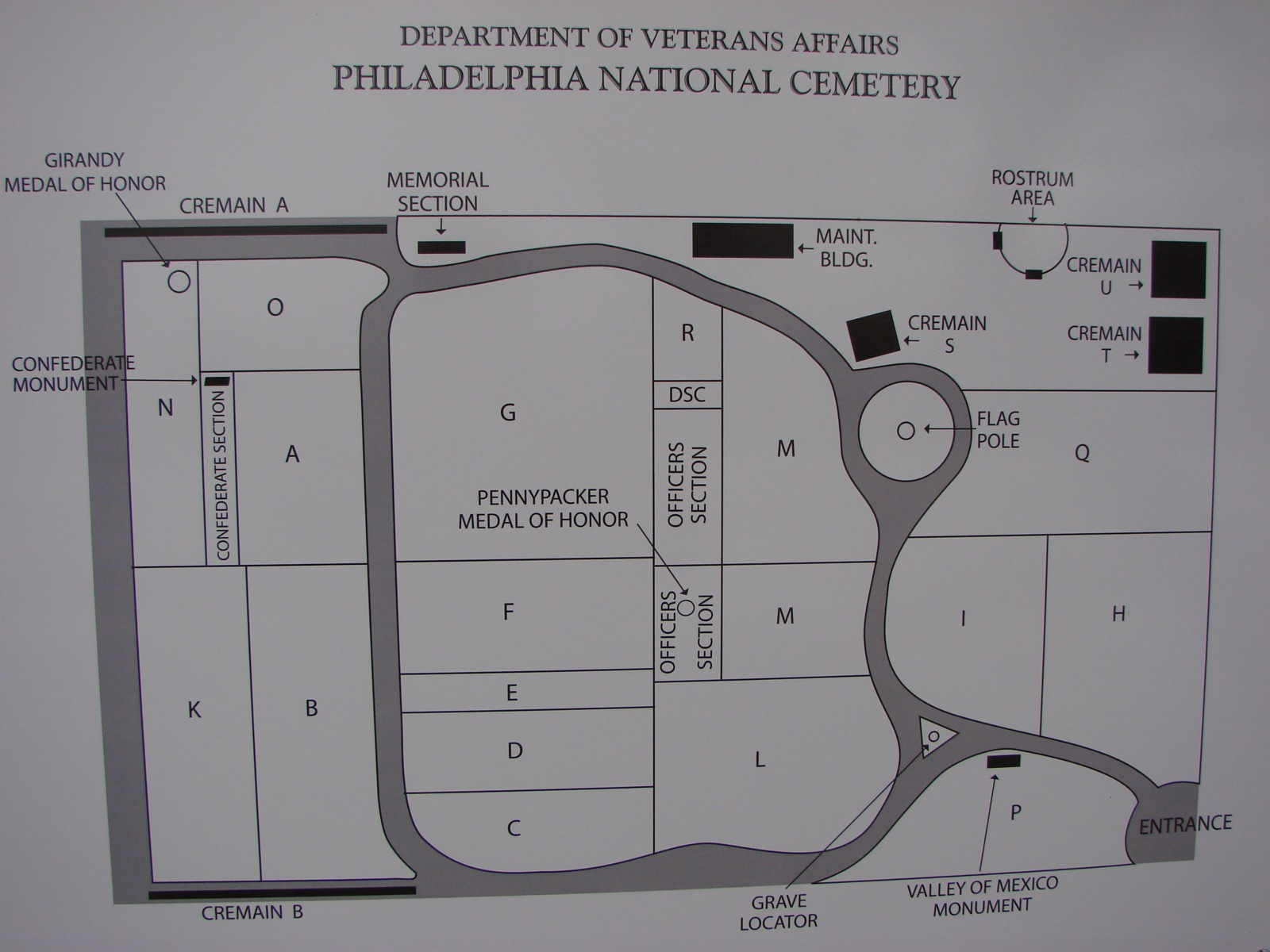 Philadelphia National Cemetery